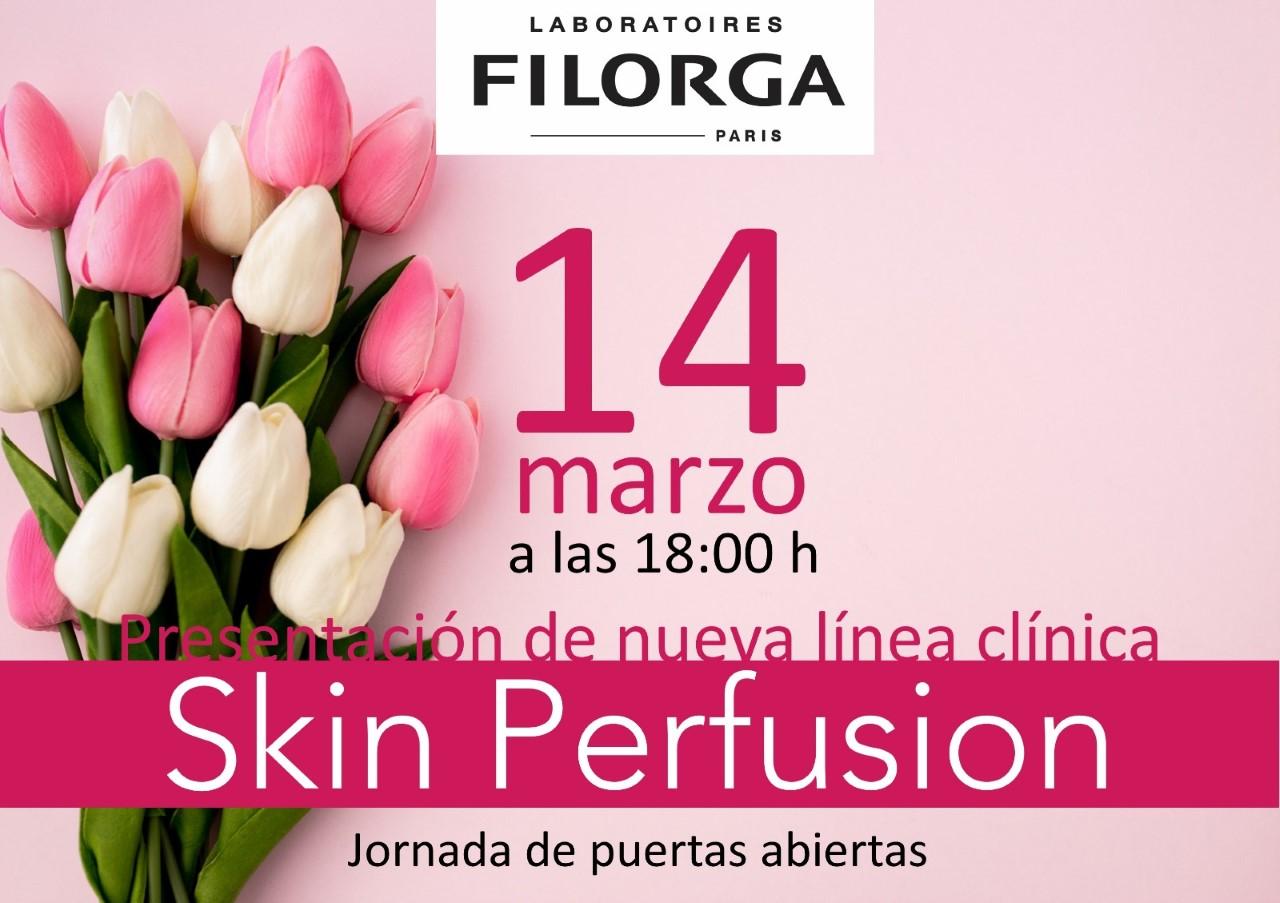 Jornada Gratuita Nueva Línea Clínica Filorga en tu Clínica de Estética en Granada
