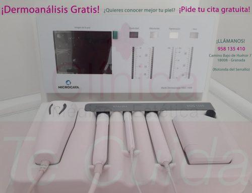 ¡Dermoanálisis gratis! en tu Clínica de Estética en Granada