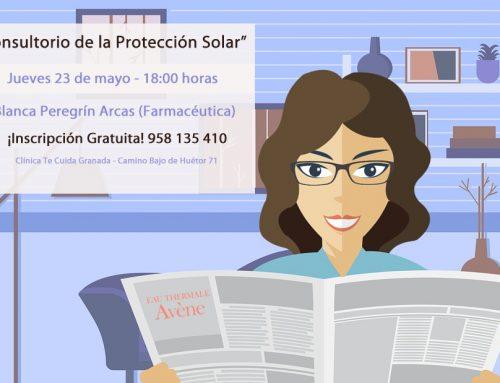 Consultorio Protección Solar gratuito en su Clínica de Estética en Granada