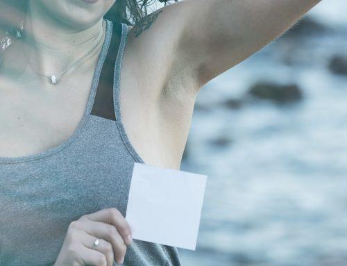 ¿Exceso de sudor en las axilas? Podemos ayudarte…