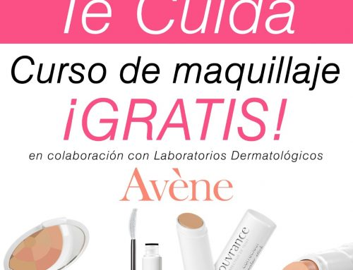 Curso de Maquillaje GRATIS en su Clínica de Estética en Granada