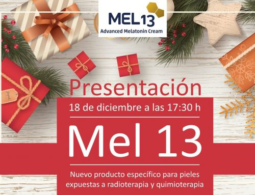 Presentación Mel 13 Advanced Melatonin Cream