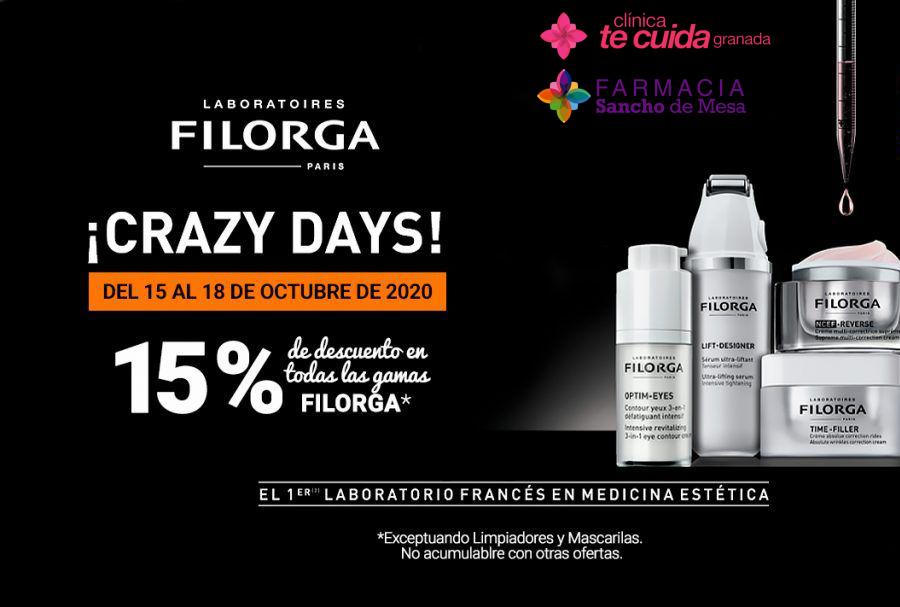 Promoción Filorga – Clínica de Estética en Granada